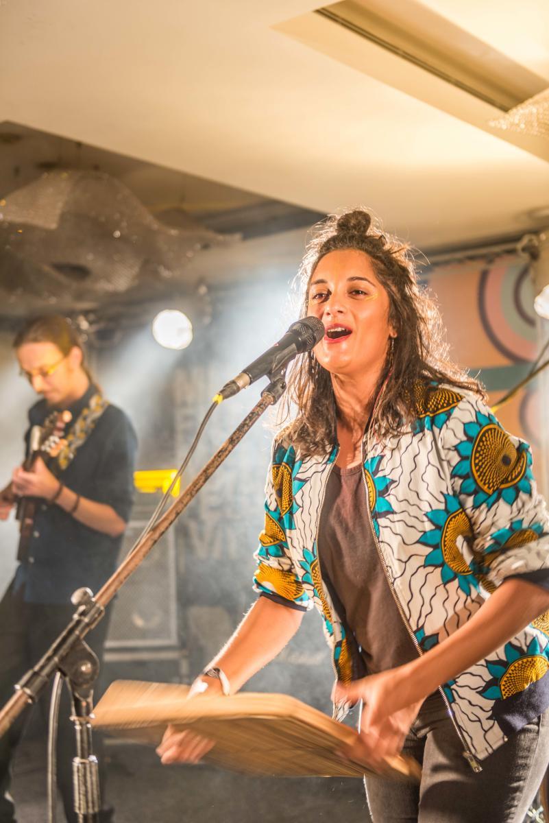 The rhythm from Reunion Island
