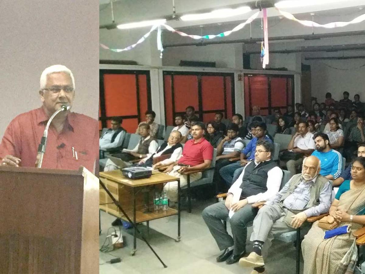 Scientific temper in society is shrinking, observes seminar