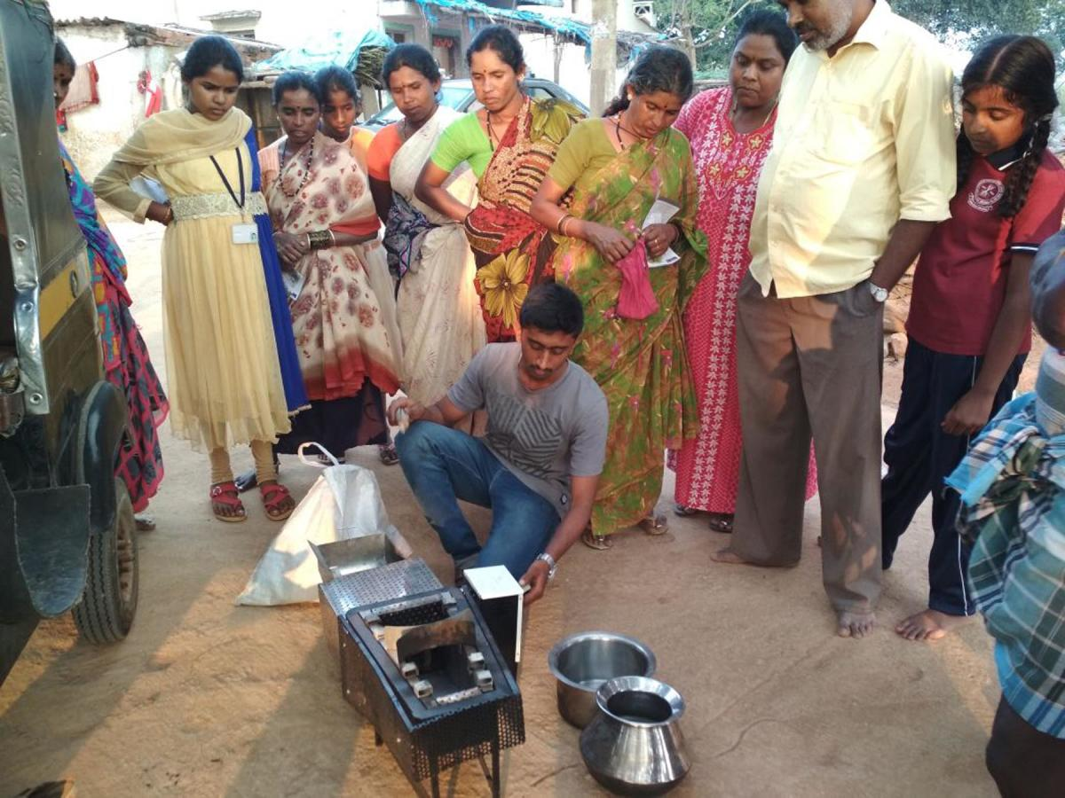 'Agni Sakhi' eco-friendly stove to light up 130 rural homes