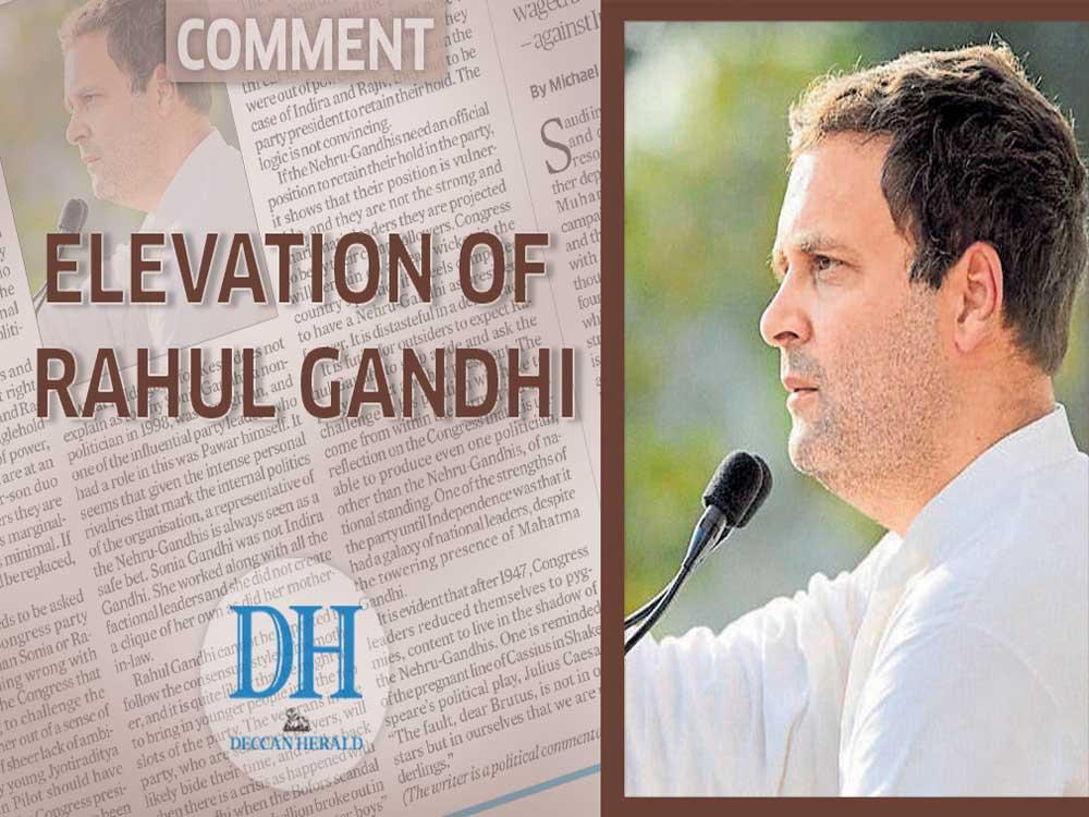 Congress predicament
