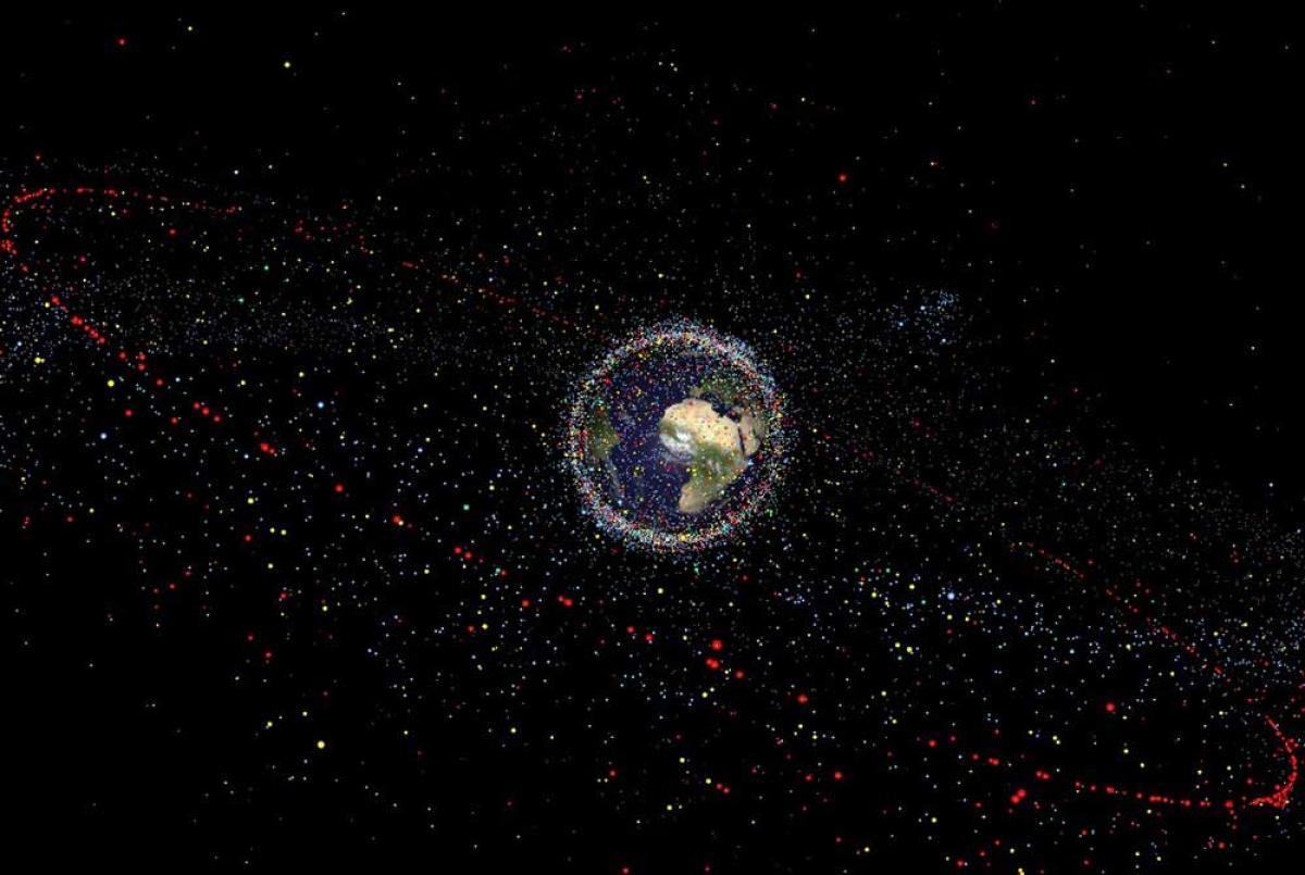NASA to measure space debris around ISS