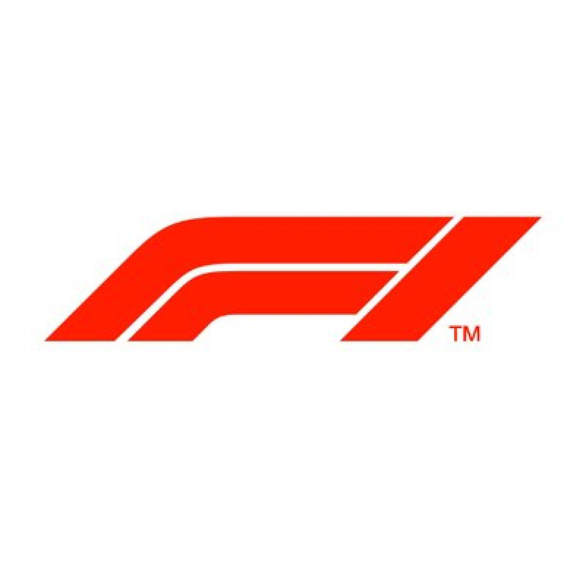 F1 changes logo for new-look future