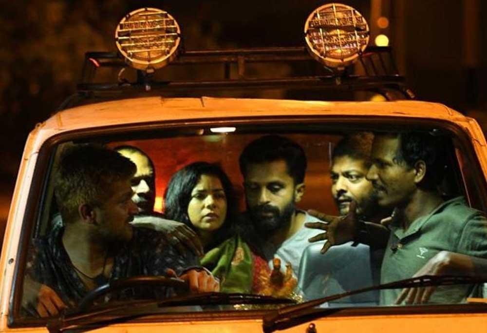 IFFI jury watches 'S Durga'; suspense continues over screening