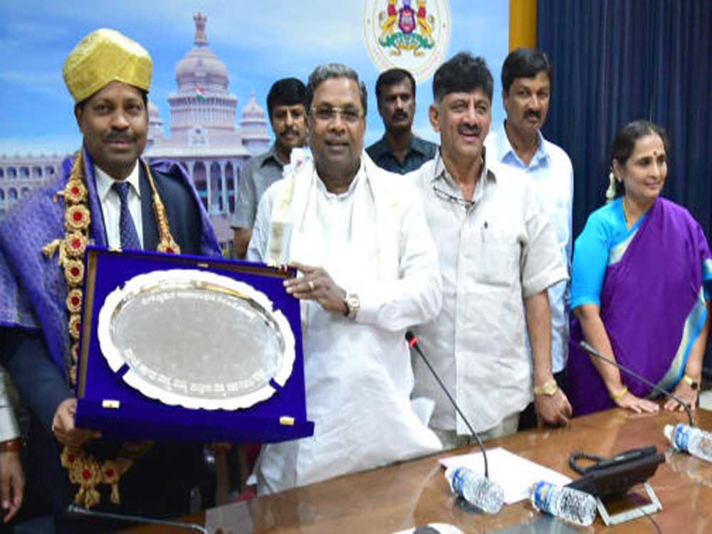 CM bids Kuntia farewell