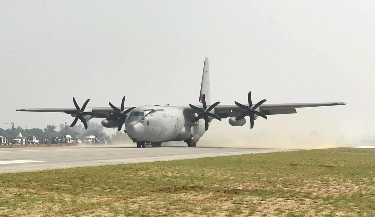 Lockheed Martin to manufacture components of C-130 aircraft in Hyderabad