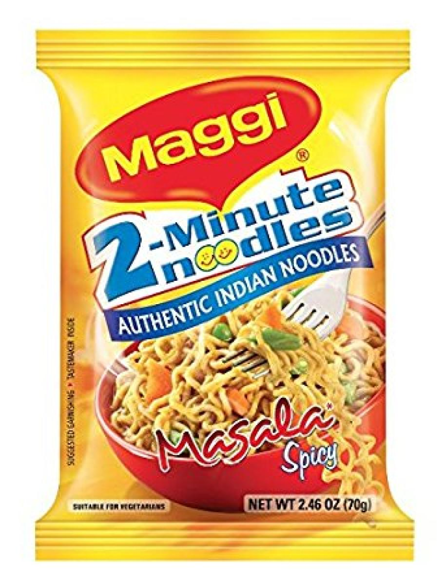 Nestle fined for selling 'sub-standard' Maggi in UP