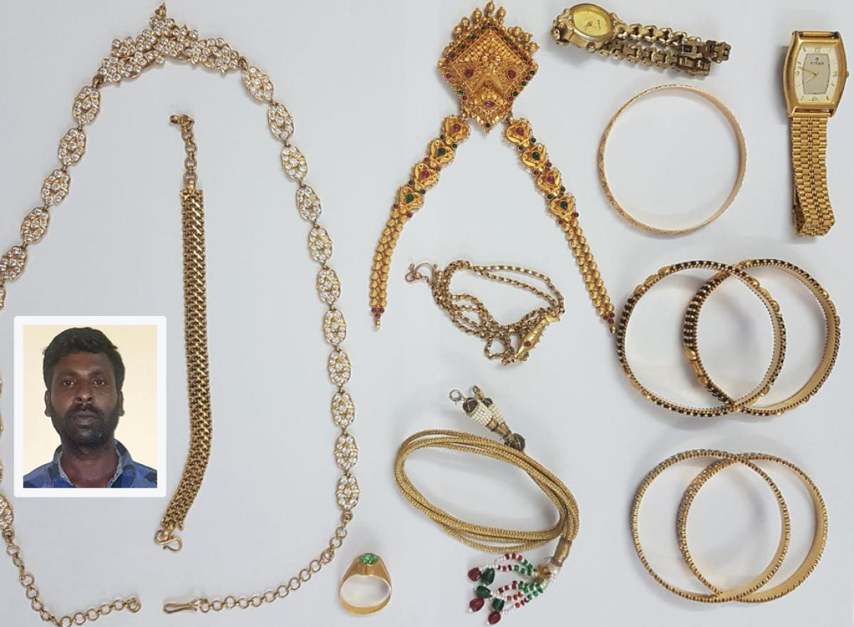 Man arrested for stealing jewellery from accident victims