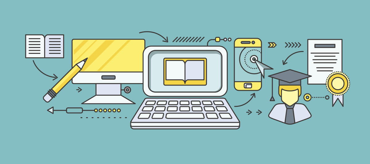 Online courses can help upgrade your skills