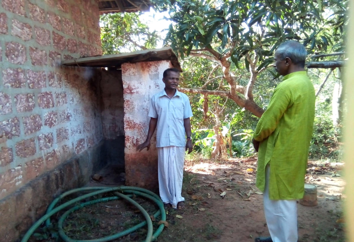 '8 Dalit families in Kanyana lack toilet facilities'