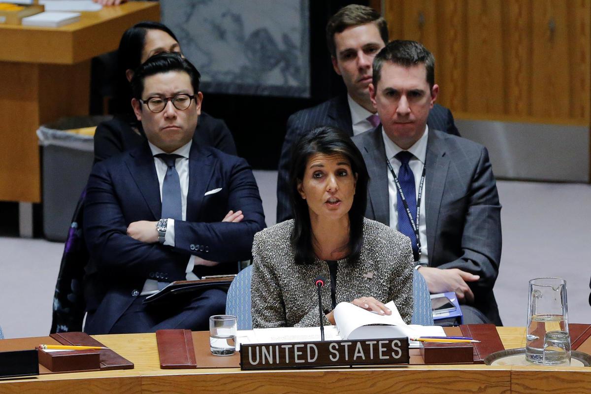 US threatens to 'utterly destroy' N. Korea regime