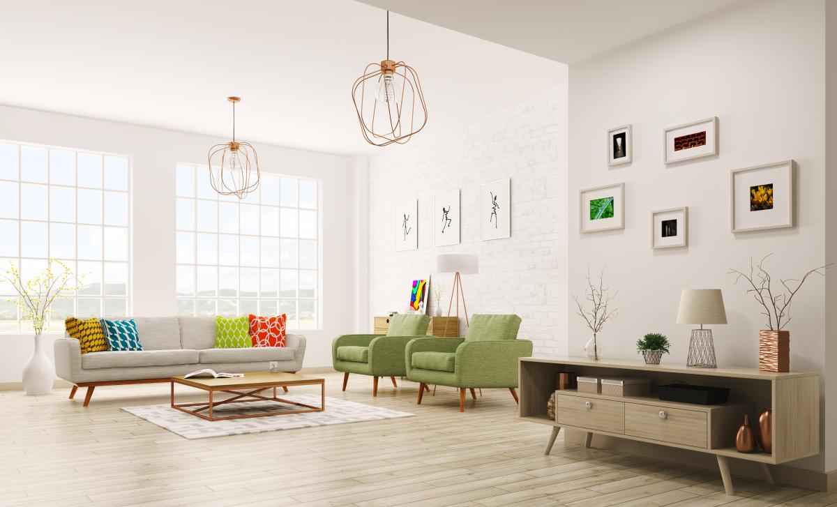 For a pocket-friendly designer home