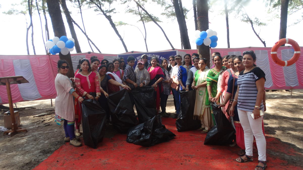 CGWWA hold cleanliness drive in Thannirbhavi beach
