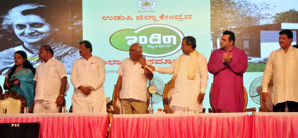 'Indira Canteen to be built on CMC land without informing us'