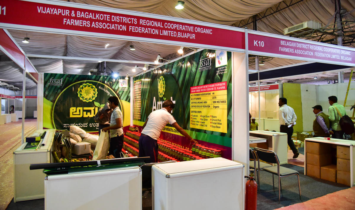 Startups gear up to woo city at international millet fair today