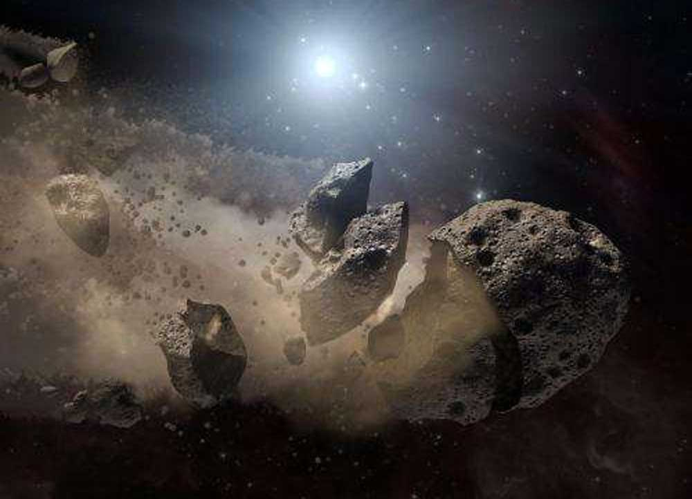 Mid-sized asteroid to fly past Earth safely: NASA