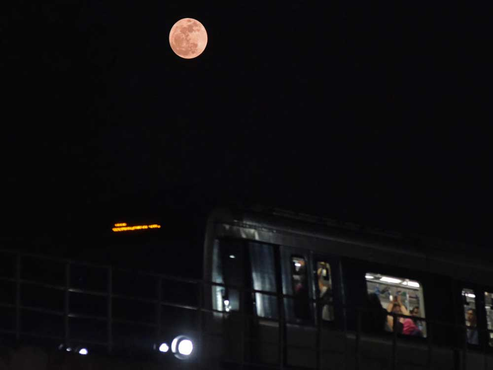Super Blue Blood Moon 2018: Watch Live from NASA