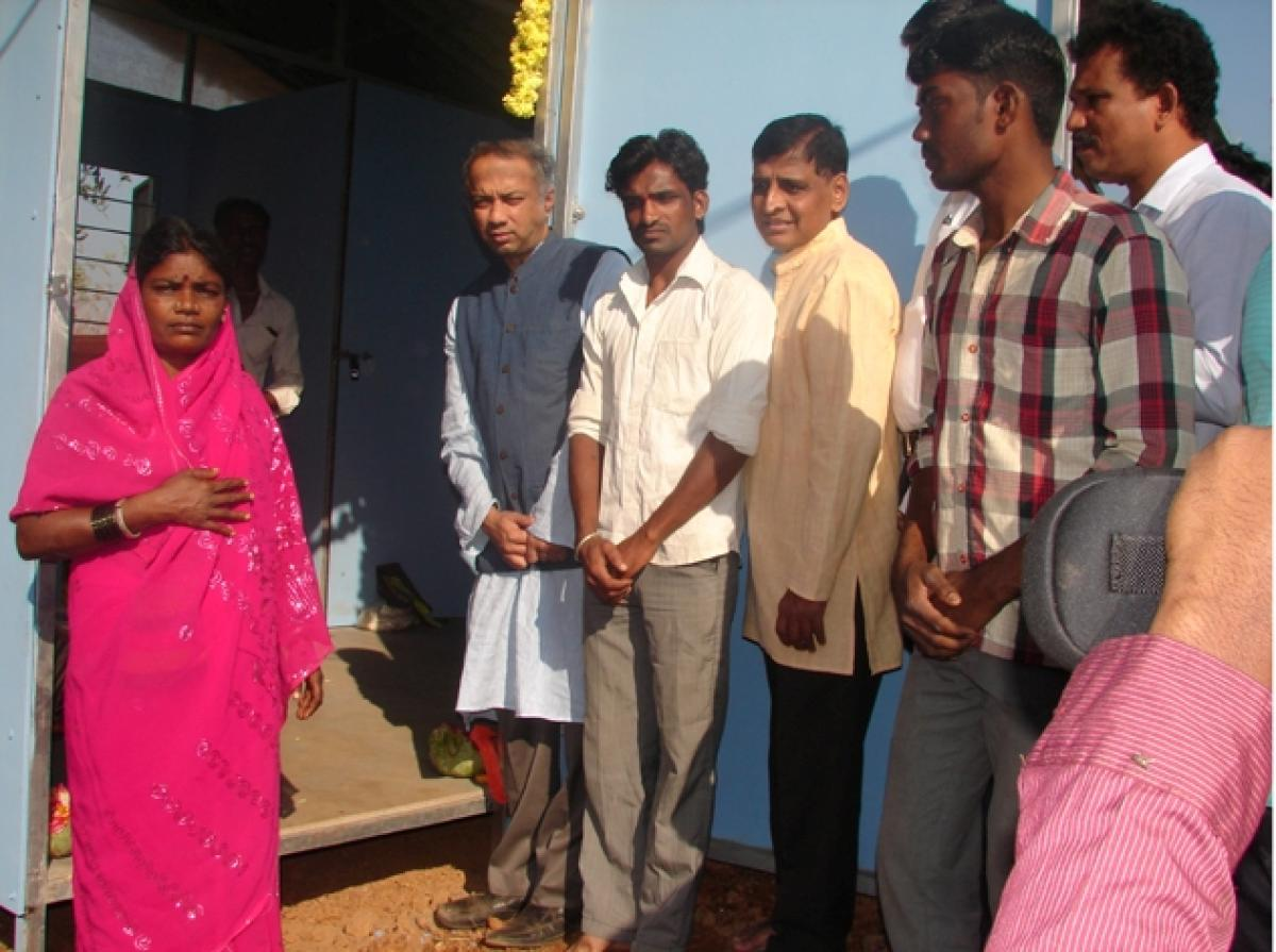 13 urban migrants to benefit from Selco's HUM project
