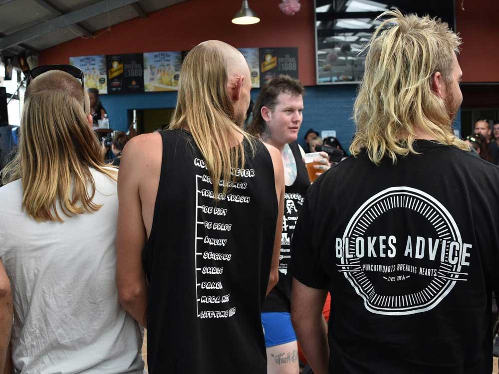 Hair to stay: Australia mullet heads celebrate hairstyle revival
