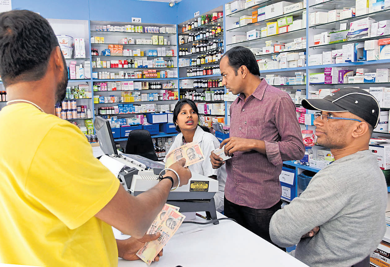 Pharmacy body to crack whip on unregistered persons running drug store
