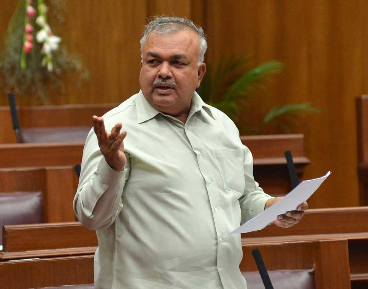 Karnataka Home Minister slams BJP 'charge sheet' on crimes in state