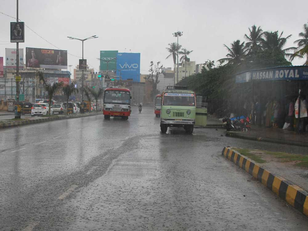 Expect more thundershowers in next 48 hours