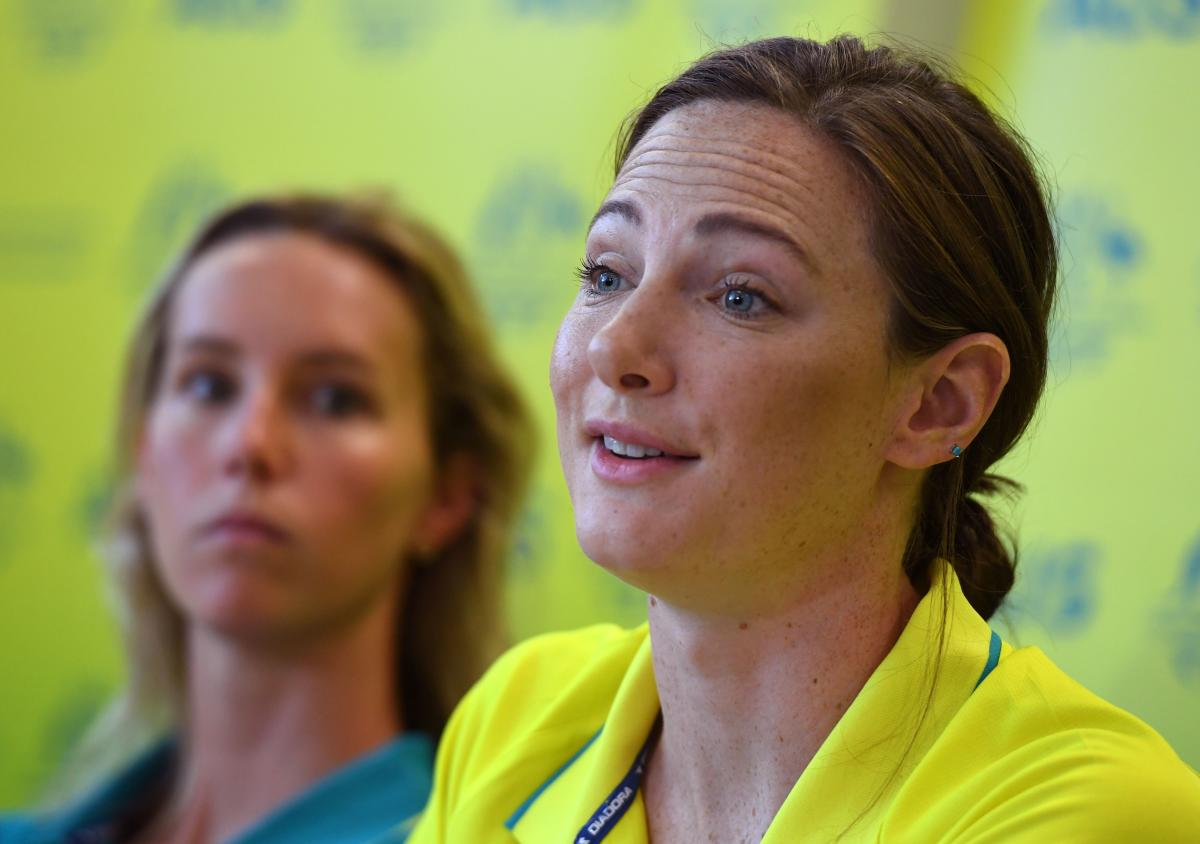 Aussie swimmers bank on home support