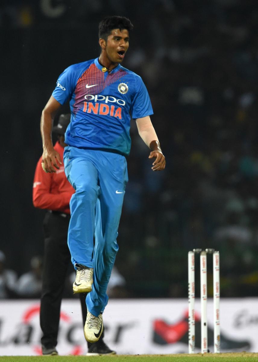Outsmarting batsmen is Sundar's way to success