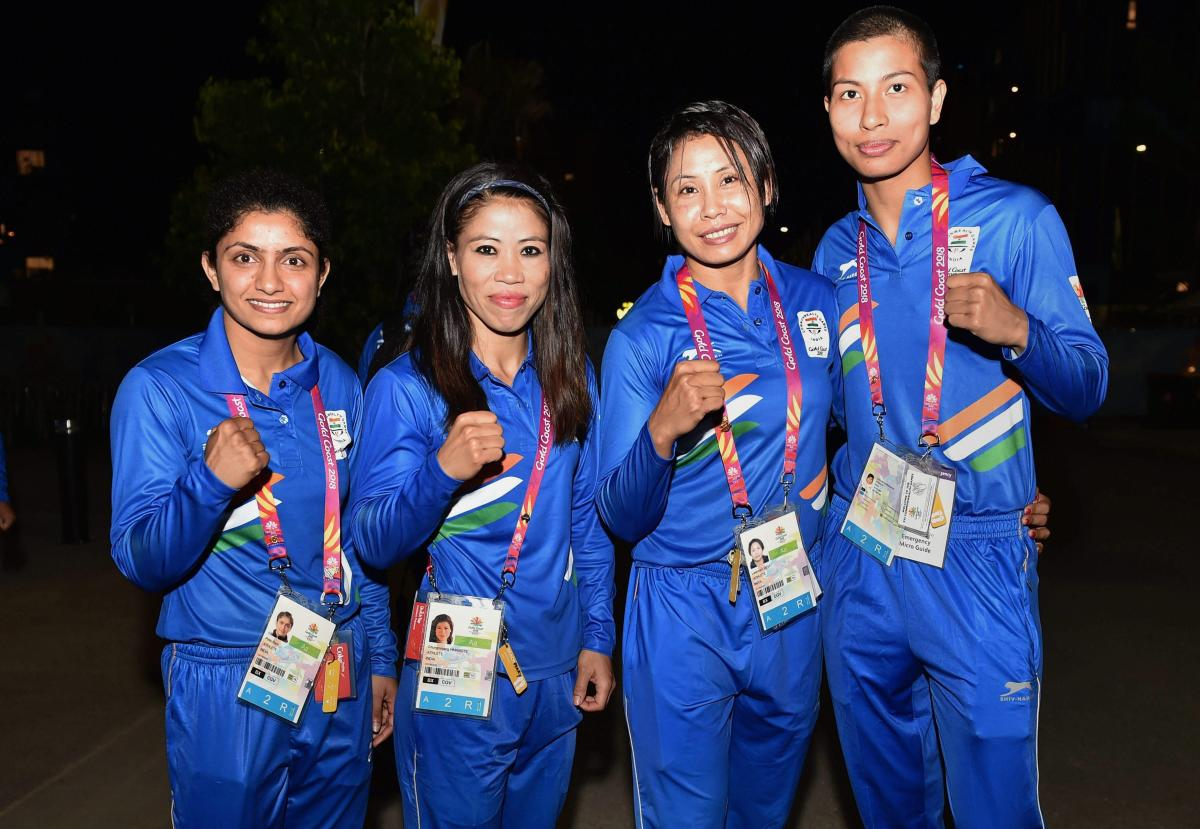 Mary Kom needs one win to clinch medal on CWG debut
