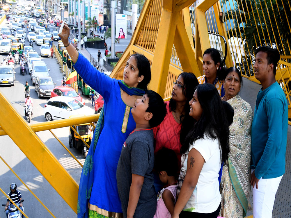 Identify spots where selfie deaths could take place: MHA