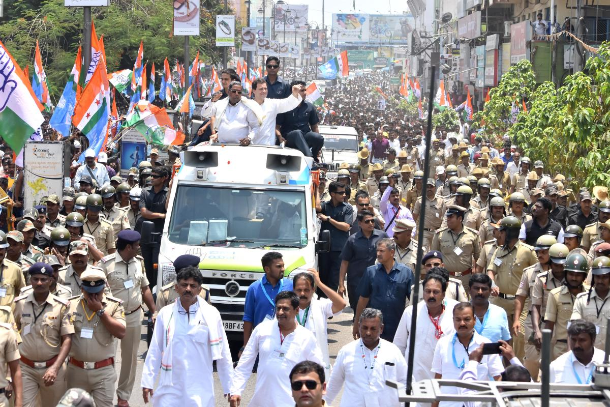 Hatred, vengeance form basis for Modi's governance: Rahul