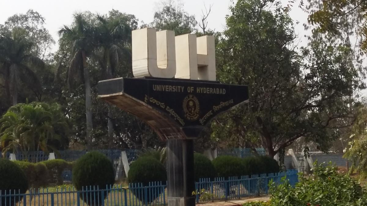 Hyderabad varsity suspends PhD scholar for misconduct with faculty