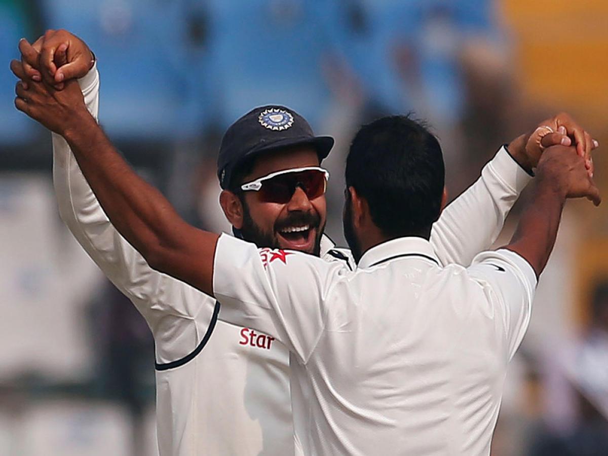 Kohli, Pujara remain steady in ICC Test ranking