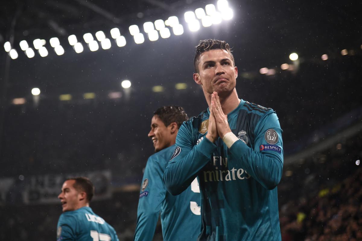 Ronaldo thanks Juve fans for applauding