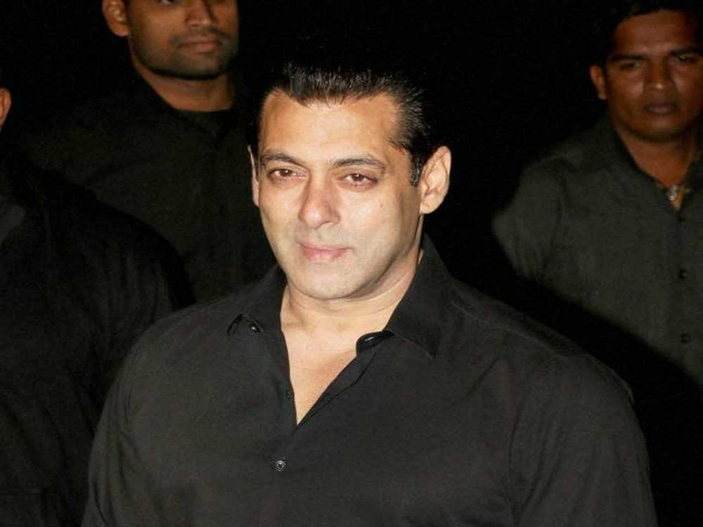 Salman reaches Jodhpur ahead of today's verdict