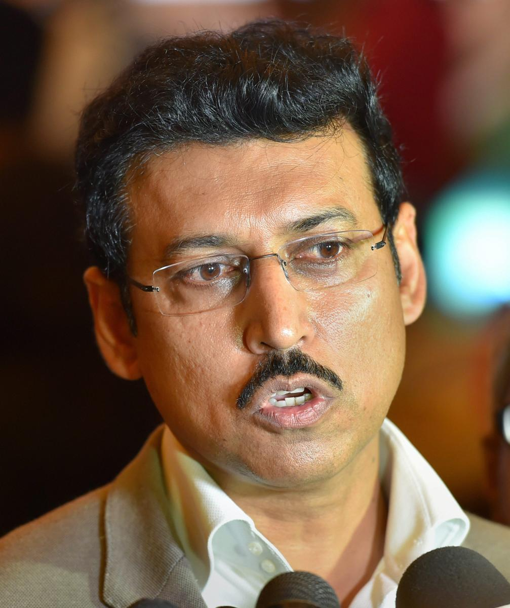 Extra officials with right intention will be funded for: Rathore