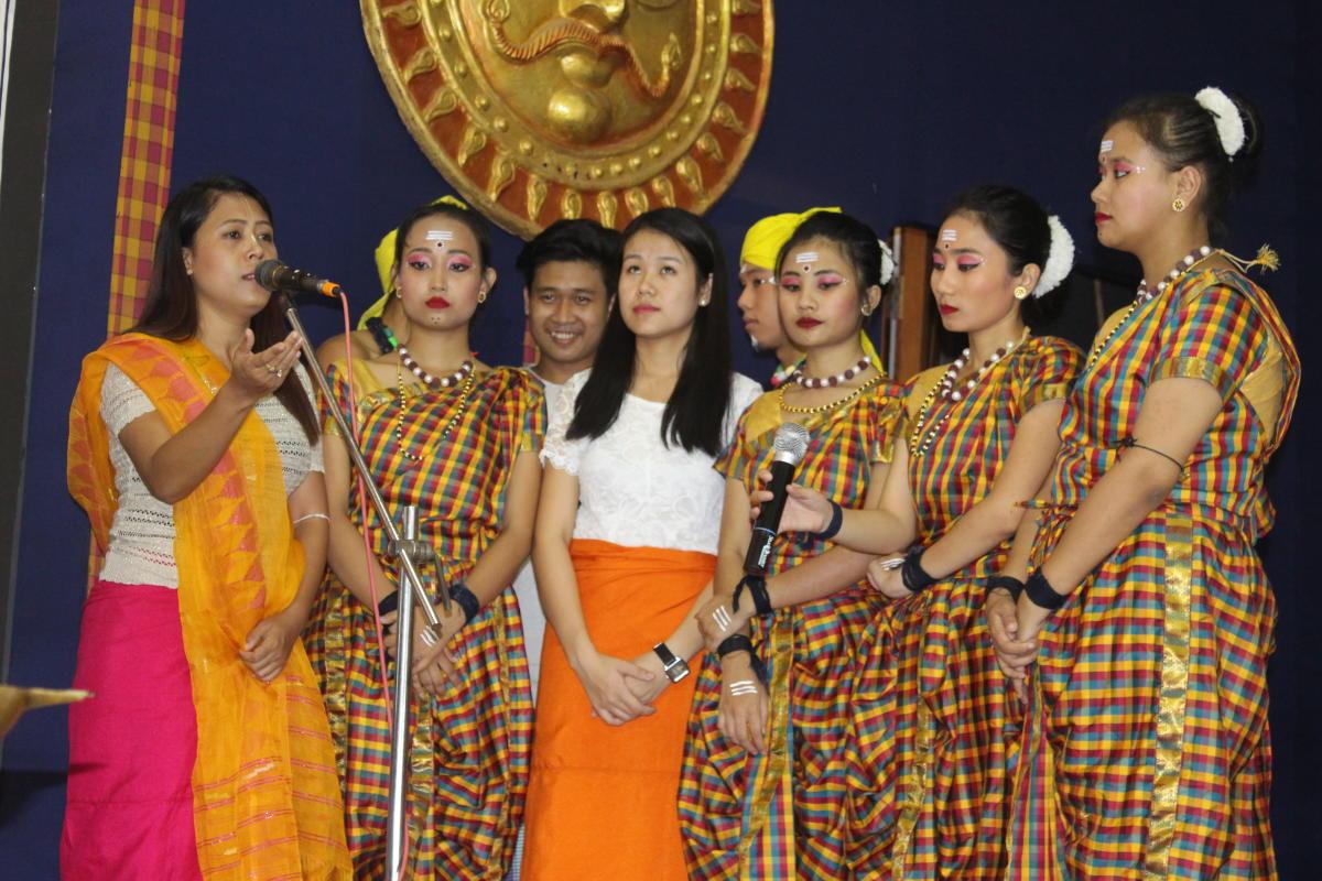 'Sajibu Cheiraoba' celebration at Alva's