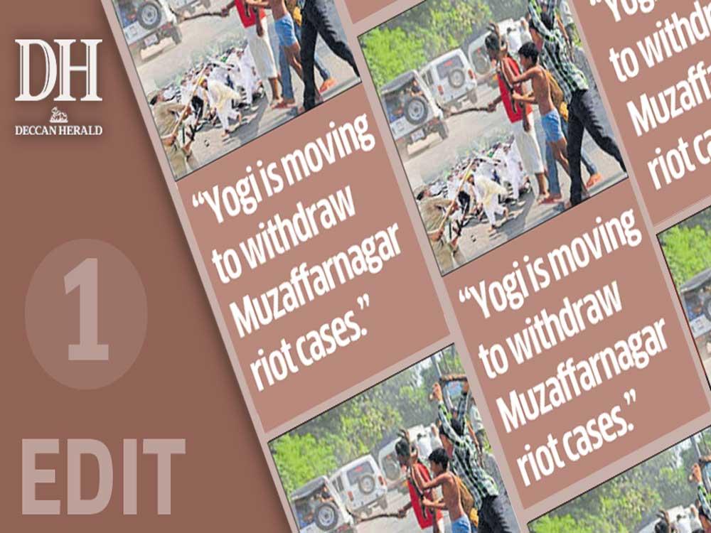 In UP, a communal, criminal agenda