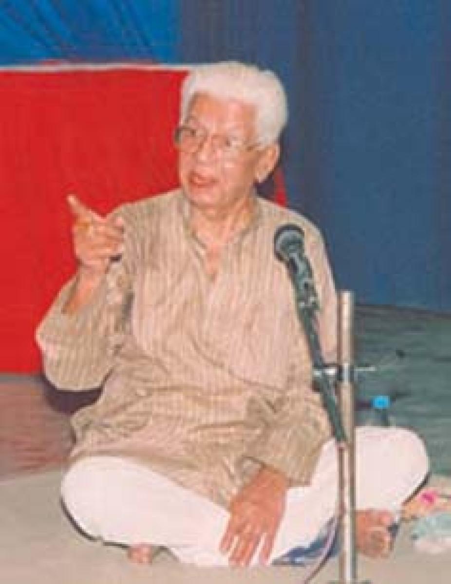 Sheni Gopalakrishna Bhat centenary valedictory