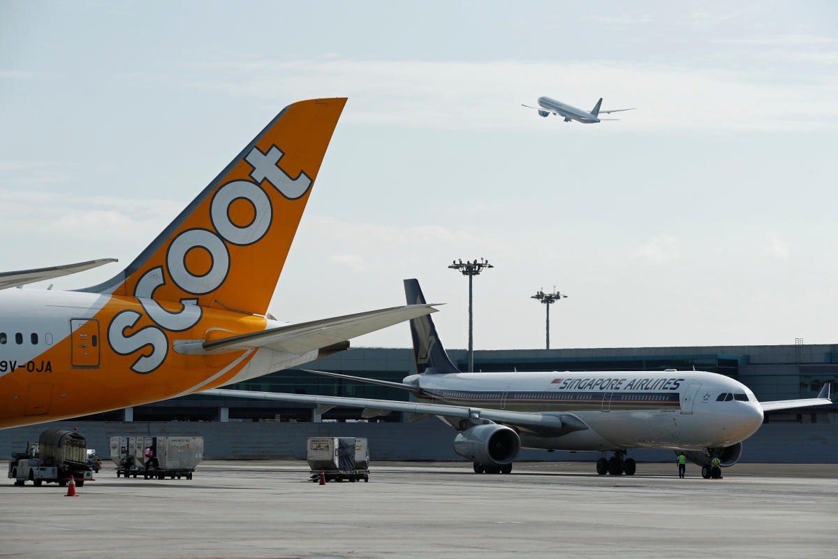Flight returns to Singapore after bomb threat