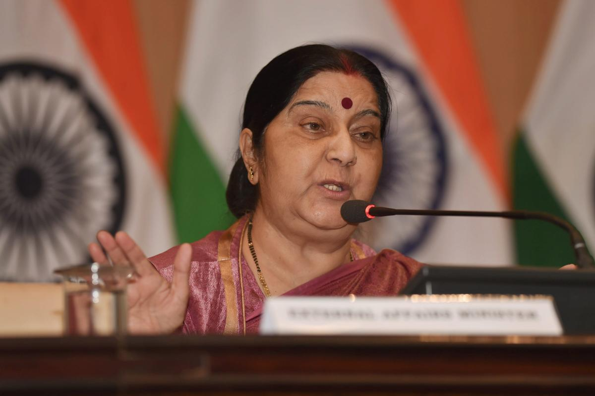 Terrorism one of the foremost threats to global peace, says Sushma