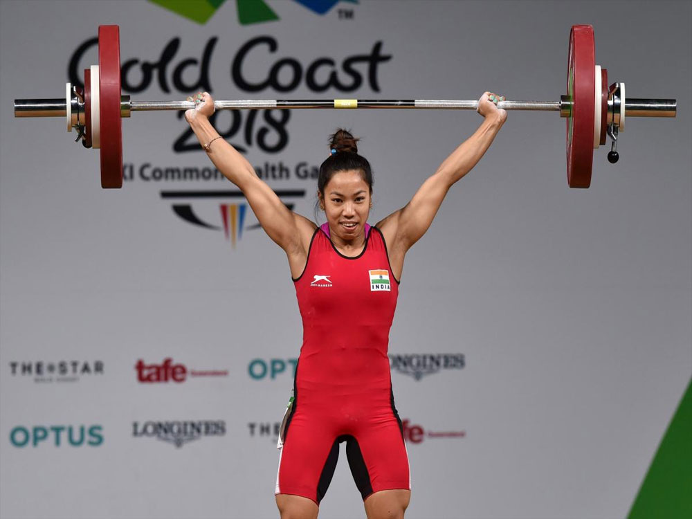 No physios, no problems for weightlifters