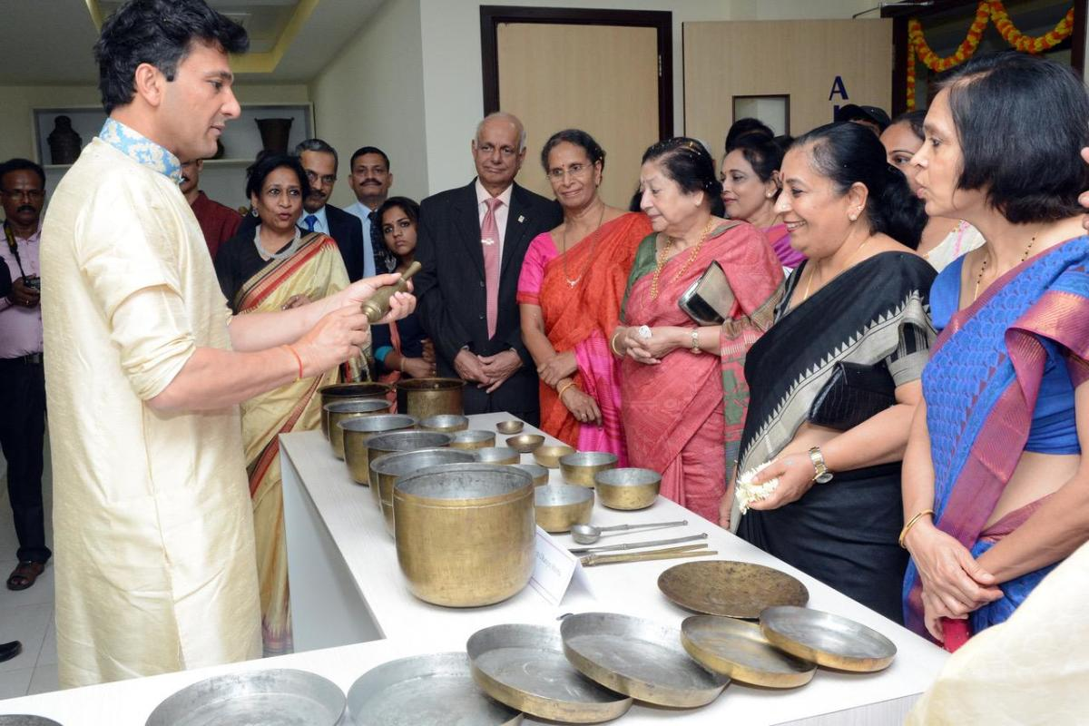 Vikas Khanna opens 'Museum of Culinary Arts' in Manipal