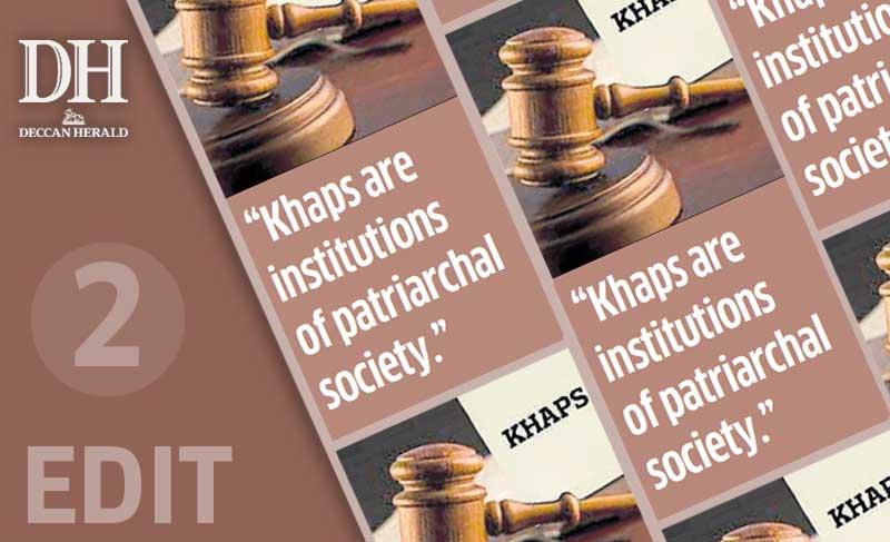 Put an end to Khap panchayats