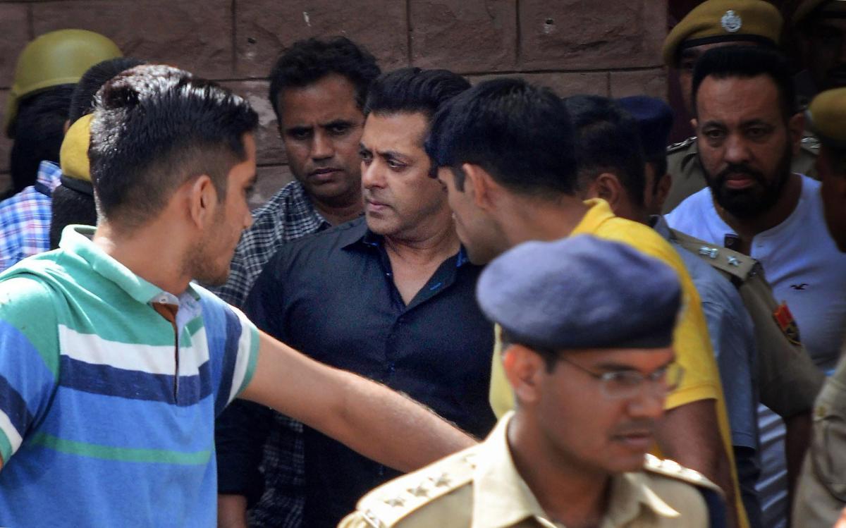 Salman Khan blackbuck poaching case: Judge hearing bail plea transferred