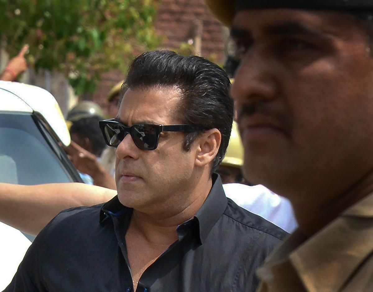 Salman Khan gets bail in black buck poaching case