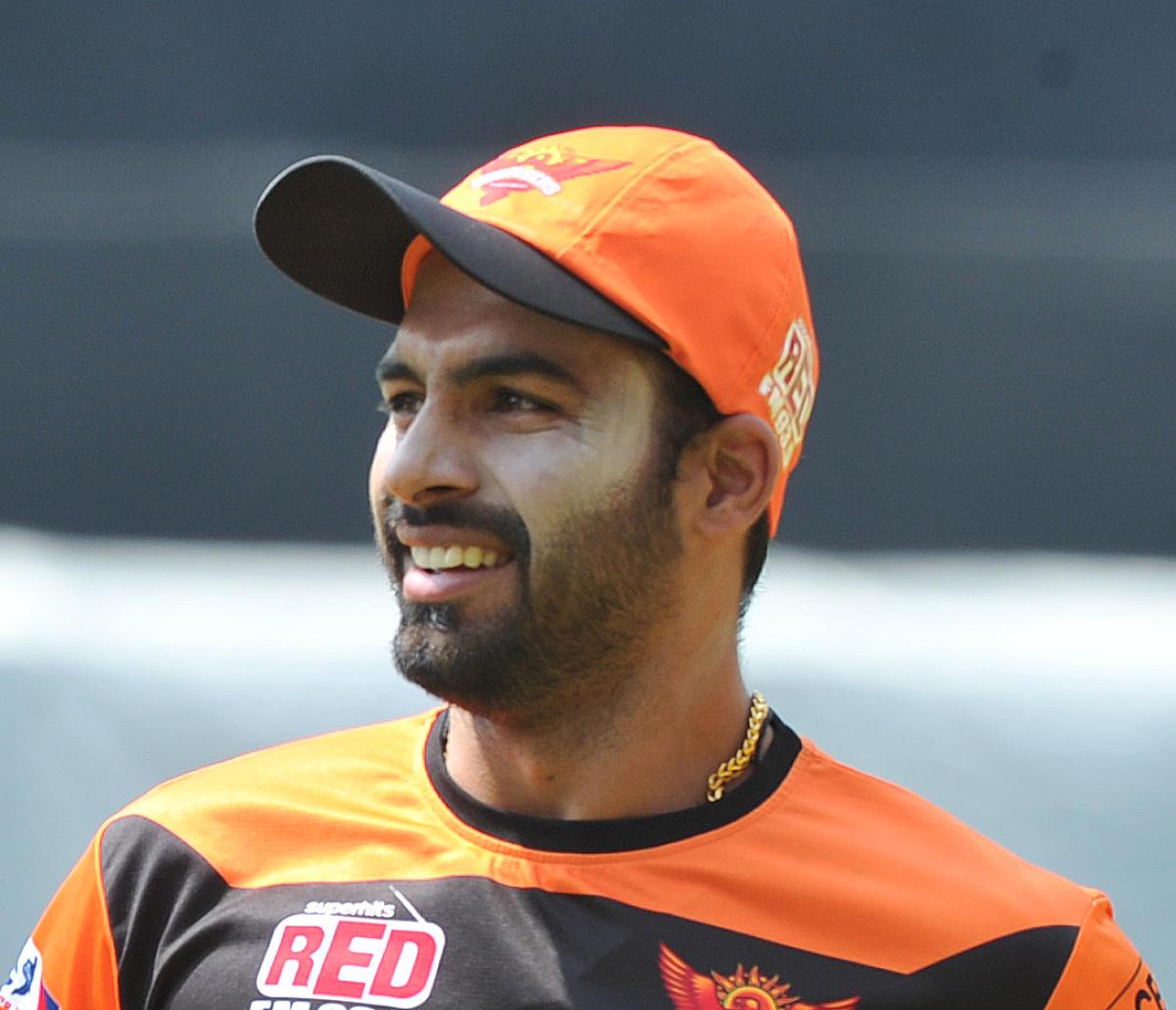 Hooda eyeing a strong IPL performance