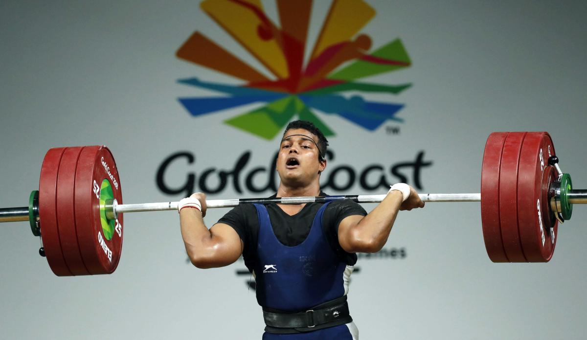 Rahul adds 4th gold to India's weightlifting haul at CWG