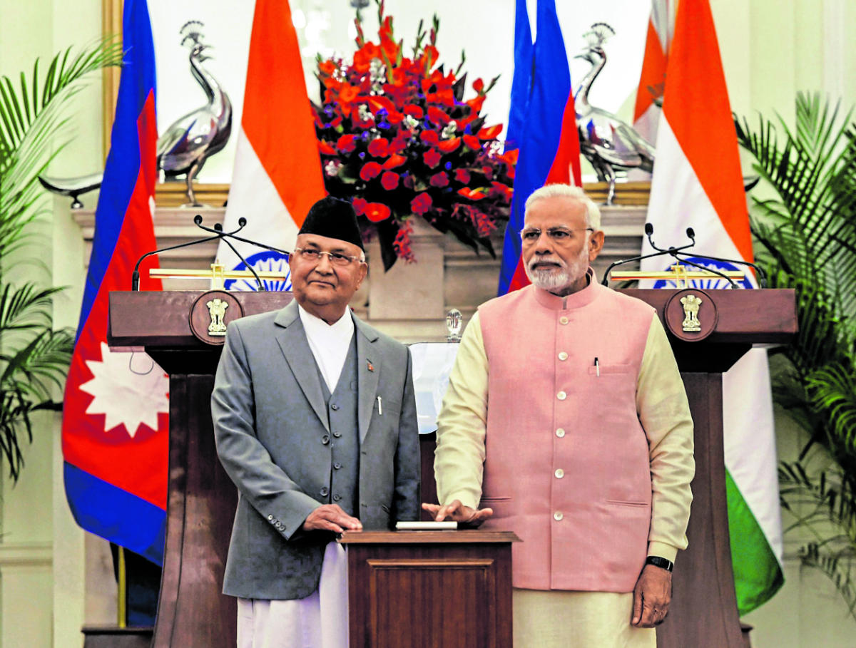 India spurns Nepal's nudge to revive Saarc