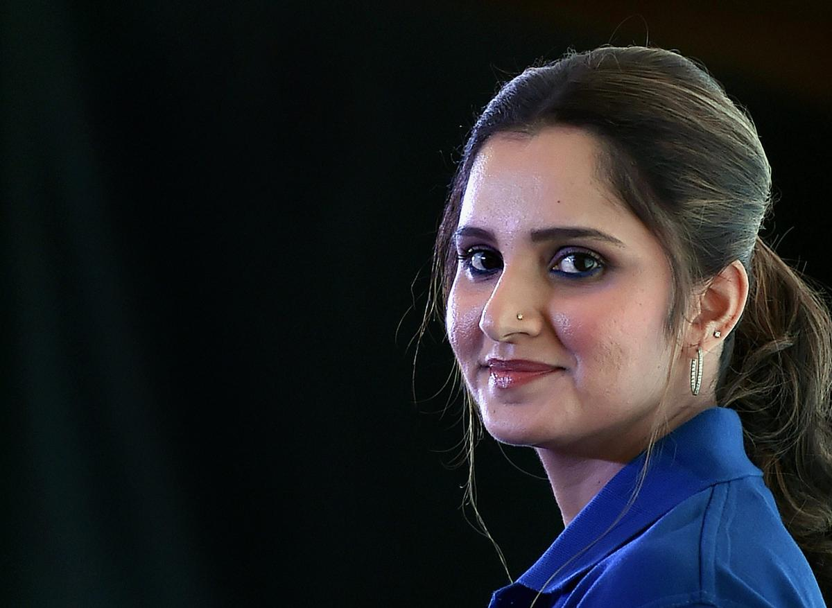 My child will have surname Mirza Malik: Sania Mirza
