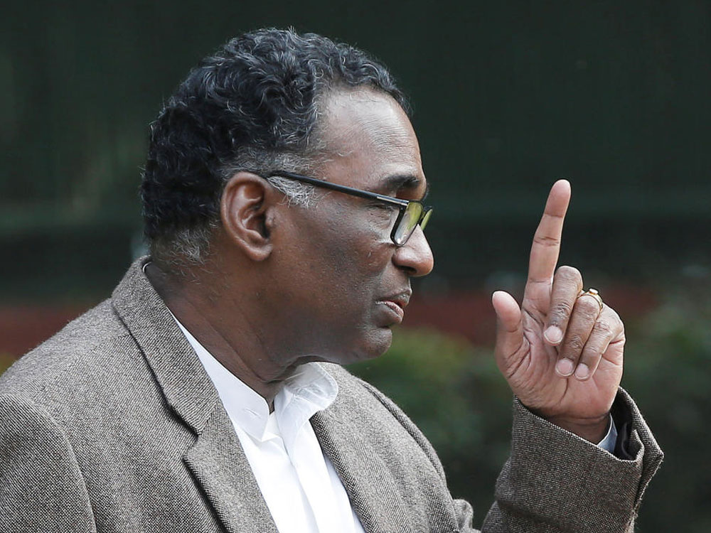 Impeachment can't be answer to every question in judiciary: Justice Chelameswar